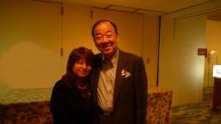 坂戸市交通安全母の会授賞式 山口泰明先生